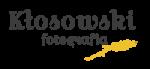 Logo for Kłosowski fotografia. Naturalnie.