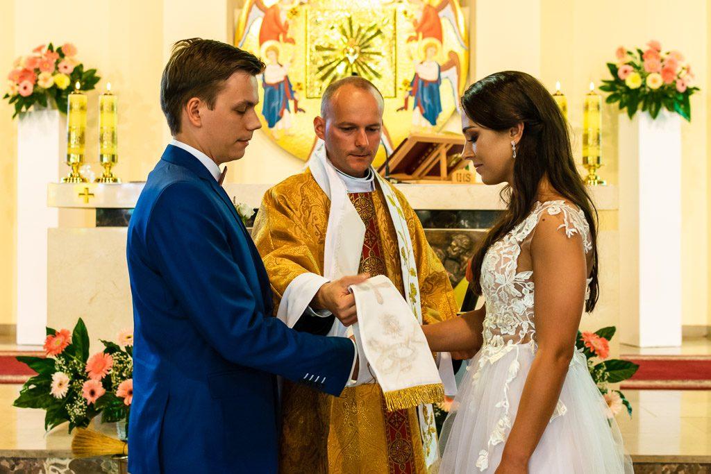 fotograf ślubny ślub gdańsk osowa